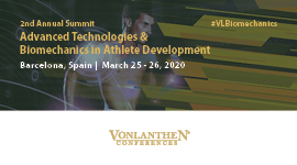 2nd Advanced Technologies & Biomechanics in Athlete Development Summit