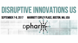7th Annual DPharm: Disruptive Innovations to Advance Clinical Trials