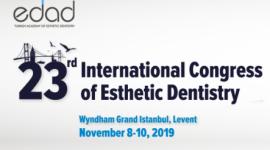 23rd International Congress of Esthetic Dentistry