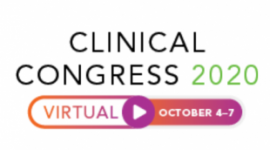 ACS Clinical Congress 2020 - Virtual
