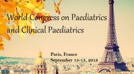 World Congress on Pediatrics and Clinical Pediatrics