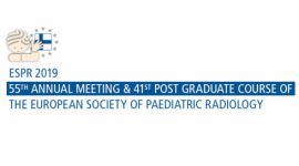 ESPR 2019 55th Annual Meeting of the European Society of Paediatric Radiology