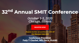32nd Annual SMIT Conference