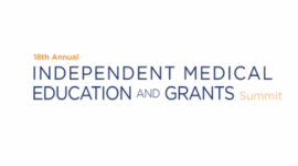 Independent Medical Education and Grants Summit - Virtual Event