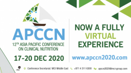 12th Virtual Asia Pacific Conference on Clinical Nutrition (APCCN)