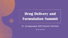 Drug Delivery & Formulation Summit 2019