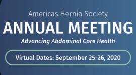 AHS Annual Meeting Virtual