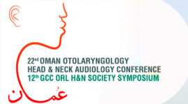 22nd National Conference of Otolaryngology & Head & Neck Surgeons