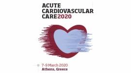 Acute Cardiovascular Care 2020