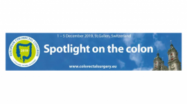 13th European Colorectal Congress 2019