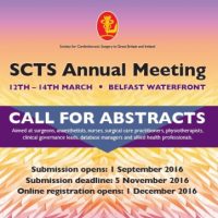 2017 Annual Meeting of the Society for Cardiothoracic Surgery