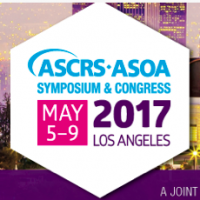 ASCRS/ASOA Symposium and Congress 2017