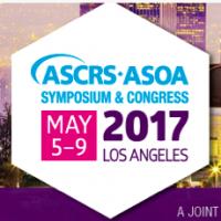 ASCRS/ASOA Symposium and Congress 2017