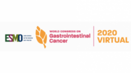 ESMO World Congress on Gastrointestinal Cancer 2020 Virtual