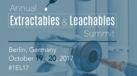 Annual Extractables and Leachables Summit