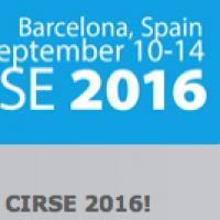 CIRSE 2016