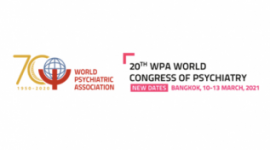 20th WPA World Congress of Psychiatry