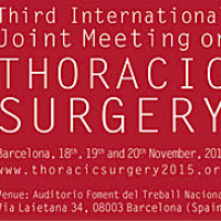 3rd International Joint Meeting on Thoracic Surgery