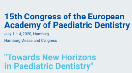 15th Congress of the European Academy of Paediatric Dentistry