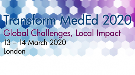 Transform MedEd Conference 2020