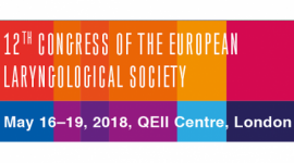 12th Congress of the European Laryngological Society