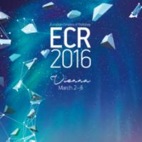 ECR 2016 – Annual European Congress of Radiology