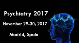 EuroSciCon Conference on Psychiatry 2017