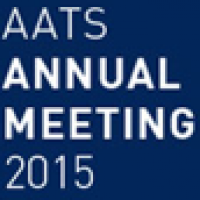 AATS Annual Meeting 2015