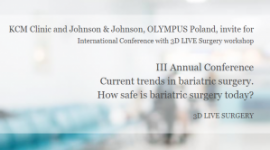 Current trends in bariatric surgery. How safe is bariatric surgery today?