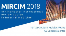 4th McMaster International Review Course in Internal Medicine (MIRCIM)