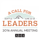 2016 AOA Annual Meeting and Leadership Conferences