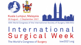 The International Surgical Week (ISW) 2021