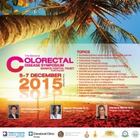 2nd Phuket International Symposium in Colorectal Disease 2015