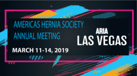 The 2019 AHS Annual Meeting