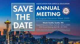 Surgical Education Week 2020