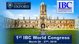 1st International Bariatric Club Oxford Congress