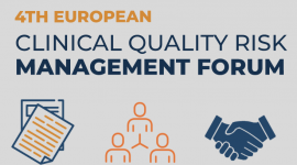 4TH European ClinicalQuality Risk Management Forum