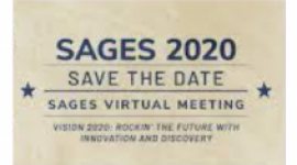 SAGES 2020 - Virtual