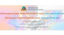 ADVANCED ROBOTIC COURSES: UPPER GI & PANCREATIC / COLORECTAL
