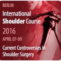 Berlin International Shoulder Course 2016