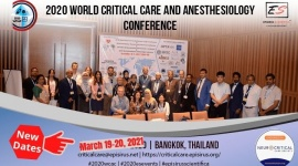 2020 World Critical Care & Anesthesiology Conference