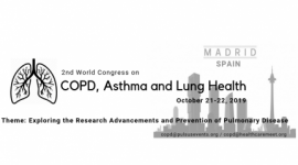 2nd World Congress on COPD, Asthma and Lung Health