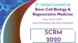 3rd  Global Summit on Stem Cell Biology & Regenerative Medicine