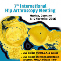 7th International Hip Arthroscopy Meeting