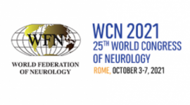 WCN 2021 - 25th World Congress of Neurology