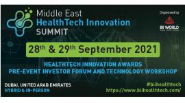 ME HealthTech Innovation Summit, Hybrid conference