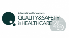 International Forum on Quality and Safety in Healthcare Virtual