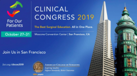 ACS Clinical Congress 2019