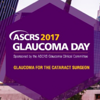ASCRS 2017 Glaucoma Day