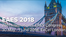 26th International Congress of the European Association for Endoscopic Surgery EAES 2018
